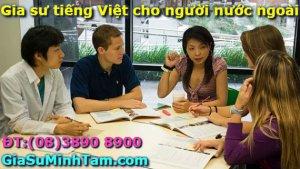 Gia Sư Tiếng Việt Cho Người Nước Ngoài - Teach Vietnamese for foreigners