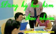 Học kèm theo nhóm